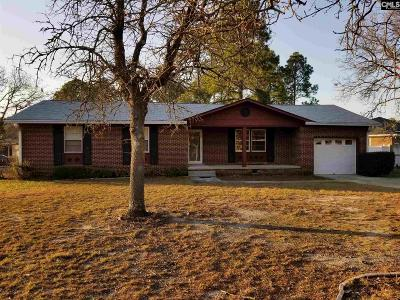 Columbia Single Family Home For Sale: 501 Athena Dr