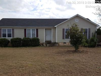 Bishopville Single Family Home For Sale: 3148 Kelley Bridge