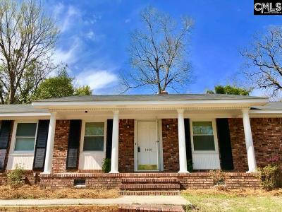 West Columbia SC Single Family Home For Sale: $169,900