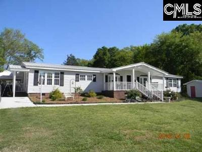 Batesburg Single Family Home For Sale: 133 S Windwood Acres