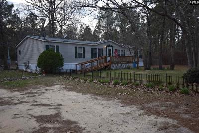 Batesburg, Leesville Single Family Home For Sale: 605 Pine Grove