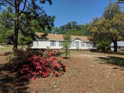 West Columbia Single Family Home For Sale: 3450 Leaphart