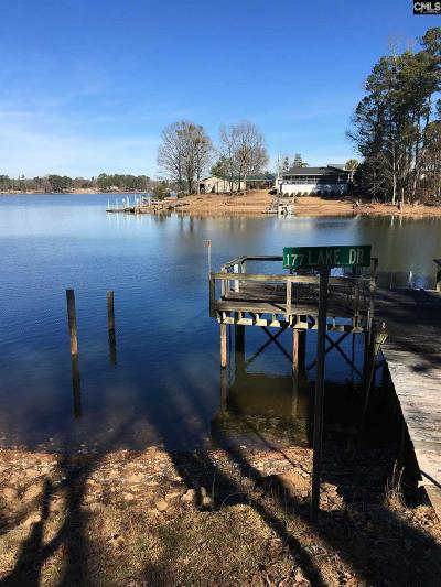 Lake Murray Estates, Lake Murray, Lake Murray Shores Single Family Home For Sale: 177 Lake
