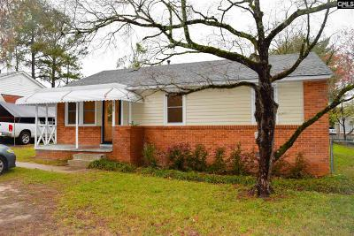 West Columbia Single Family Home For Sale: 650 Holland