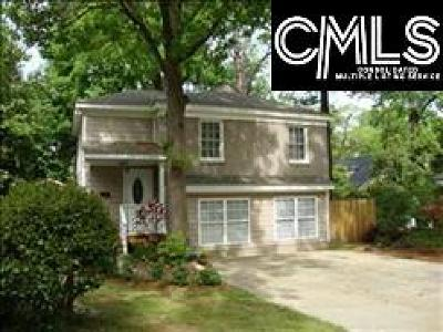 Columbia Single Family Home For Sale: 121 Ott