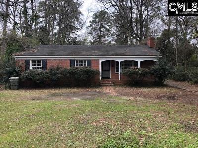 Camden Single Family Home For Sale: 623 Douglas