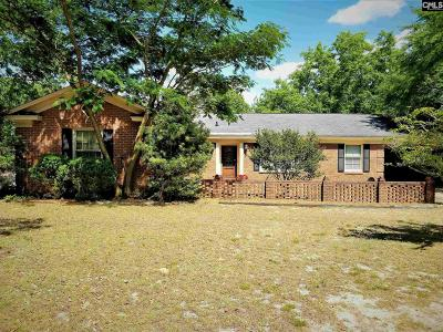 Forest Acres Single Family Home For Sale: 3040 Barnes Springs