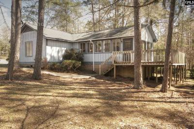 Lexington County, Newberry County, Richland County, Saluda County Single Family Home For Sale: 494 Smallwood