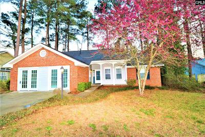 West Columbia Single Family Home For Sale: 240 Darby