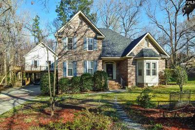 Cayce Single Family Home For Sale: 103 Beaver Tail