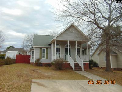 Lexington Single Family Home For Sale: 125 Tylers