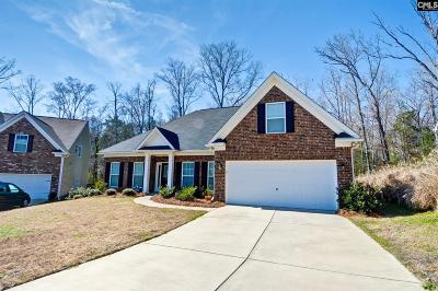 Irmo Single Family Home For Sale: 594 Crawfish