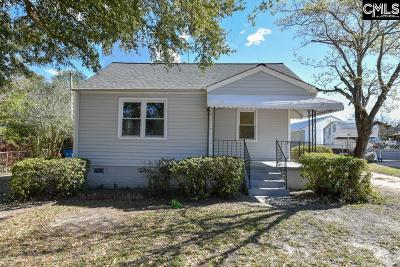 West Columbia Single Family Home For Sale: 1601 Shull