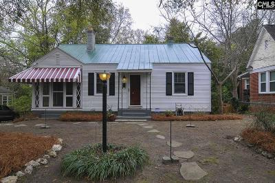 Richland County Single Family Home For Sale: 3008 Hope