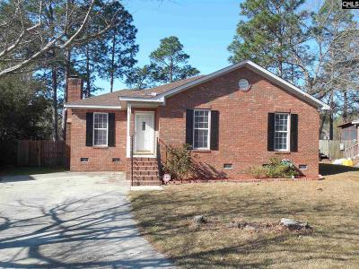 West Columbia Single Family Home For Sale: 150 Yardley Farms