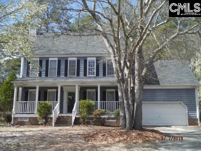 Blythewood Single Family Home For Sale: 237 Muirfield