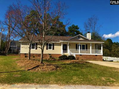 West Columbia Single Family Home For Sale: 146 Harrington
