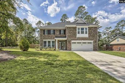 Forest Creek Single Family Home For Sale: 105 Winning Ticket #554