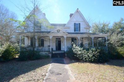 NEWBERRY Single Family Home For Sale: 2304 Main