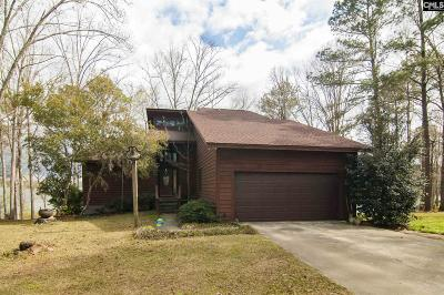 Wateree Hills, Lake Wateree, wateree keys, wateree estate, lake wateree - the woods Single Family Home For Sale: 1836 Buckwheat