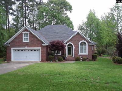 Lexington County, Newberry County, Richland County, Saluda County Single Family Home For Sale: 111 Lake Vista