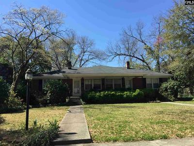 Columbia Multi Family Home For Sale: 503/505 Capitol