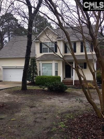 Fairfield County, Lexington County, Richland County Rental For Rent: 1040 Night Harbor