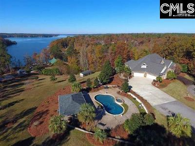 Wateree Hills, Lake Wateree, wateree keys, wateree estate, lake wateree - the woods Single Family Home For Sale: 1818 Carl A. Horton