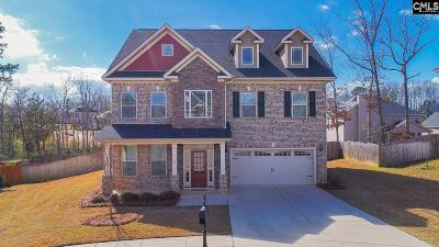 Irmo Single Family Home For Sale: 12 Rainbows End