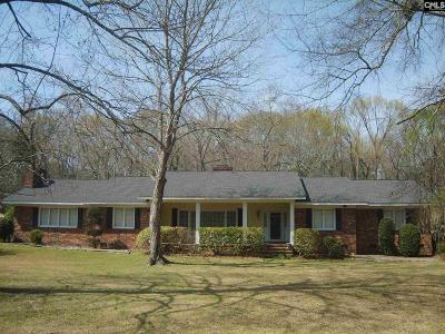 West Columbia Single Family Home For Sale: 1025 Hook