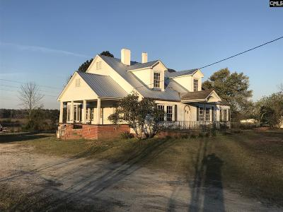 Batesburg Single Family Home For Sale: 2798 Batesburg Hwy
