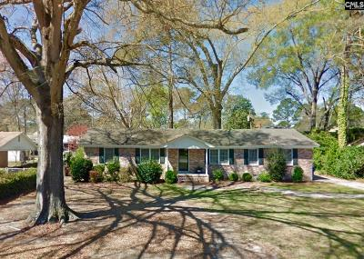 Columbia Single Family Home For Sale: 1001 Veterans