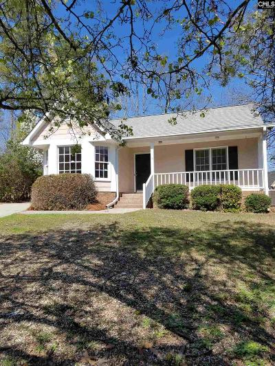 Irmo Single Family Home For Sale: 10 Margate