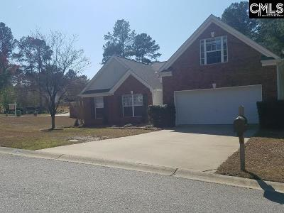 Columbia Single Family Home For Sale: 1 Stone Pine