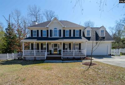 Irmo Single Family Home For Sale: 215 Staffwood
