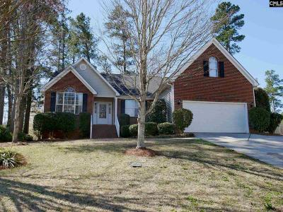 Irmo Single Family Home For Sale: 206 E Creek