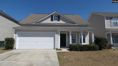 Lexington Single Family Home For Sale: 365 Cape Jasmine