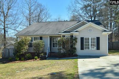 Irmo Single Family Home For Sale: 161 Foxglove