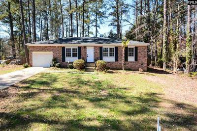 Lexington County, Richland County Single Family Home For Sale: 5901 Corley