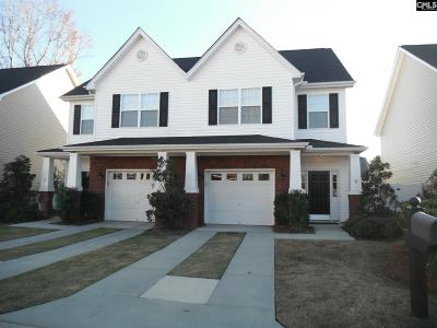 Lexington County, Richland County Townhouse For Sale: 6 Veterans Pointe