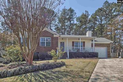 Irmo Single Family Home For Sale: 26 Fenlaw