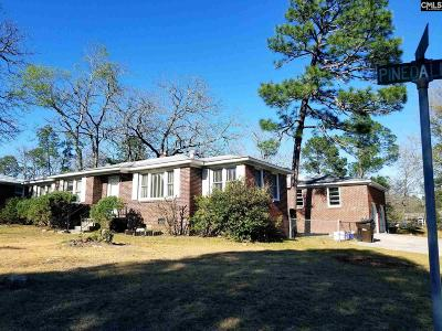 West Columbia Single Family Home For Sale: 815 Pinedale