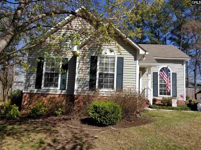 Irmo Single Family Home For Sale: 14 Marabou