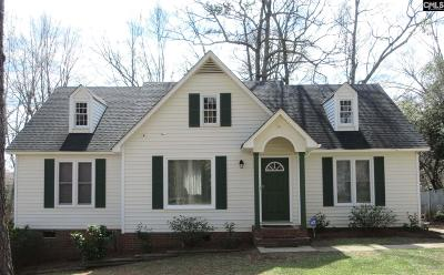 Irmo Single Family Home For Sale: 124 Castle Vale