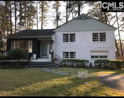 Columbia Single Family Home For Sale: 4721 Fernwood