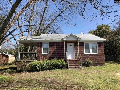 Lexington County, Richland County Single Family Home For Sale: 1140 Susan