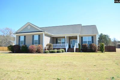 Leesville Single Family Home For Sale: 109 Switch Grass Drive