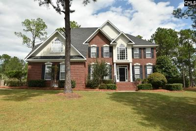 Blythewood Single Family Home For Sale: 105 Cartgate