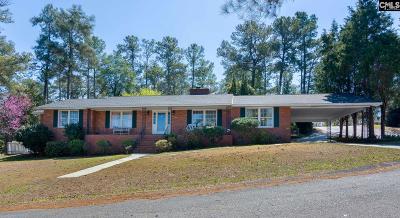 Columbia Single Family Home For Sale: 3900 Dubose