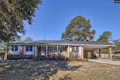 Columbia Single Family Home For Sale: 3015 Barnes Springs